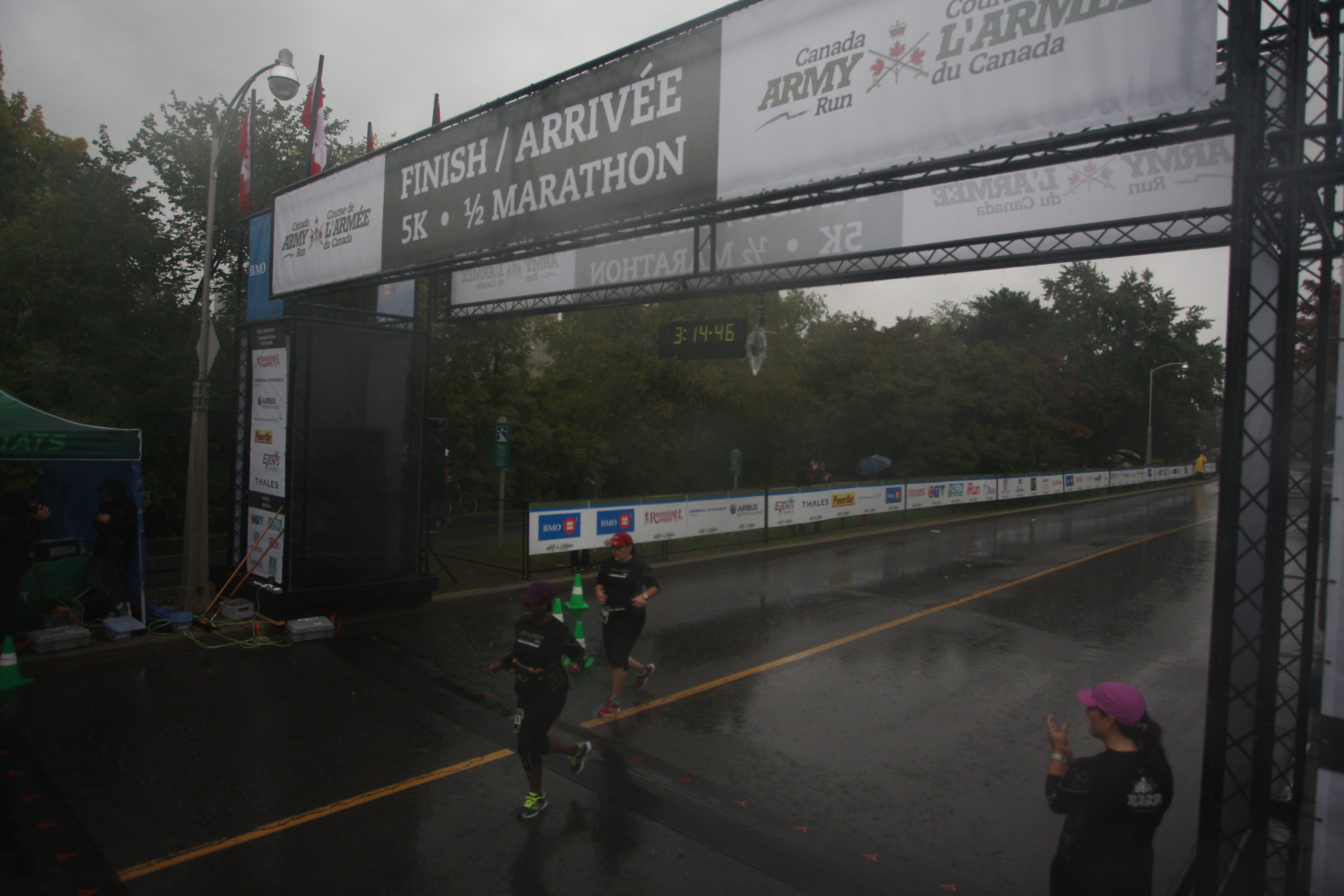 2014-09-21   2014 Canada Army Run / Course de l''Armée du Canada